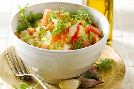 Couscous met koriander