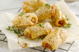 Foto van Worstenbroodjes met merguez