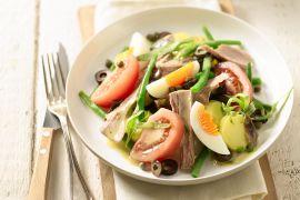 Foto van Salade niçoise