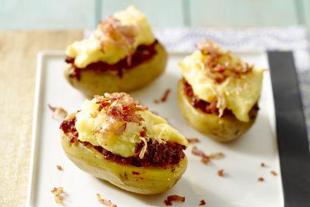 Gevulde aardappelen