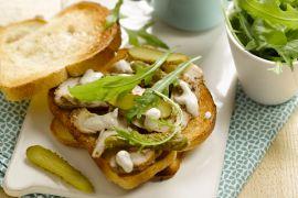 Foto van Sandwich pollo tonnato