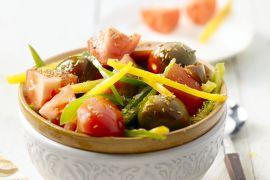 Foto van Zomerse salade