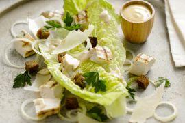 Foto van Ceasar salade