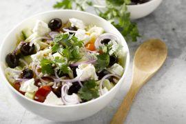 Foto van Orzo salade