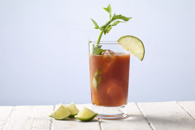 Bloody Mary, 144 calorieën per glas