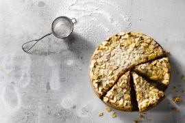 Foto van Toscaanse cake