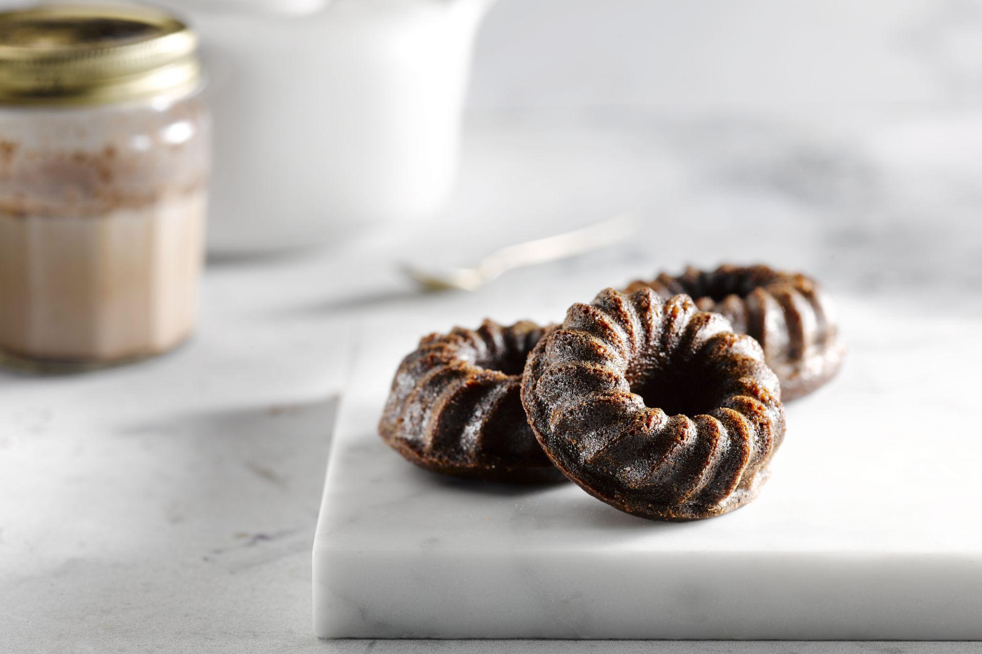 Chocolade tulbandcake