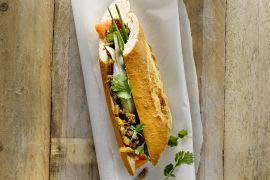 Foto van Vietnamees broodje