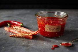 Foto van Sriracha zelf maken
