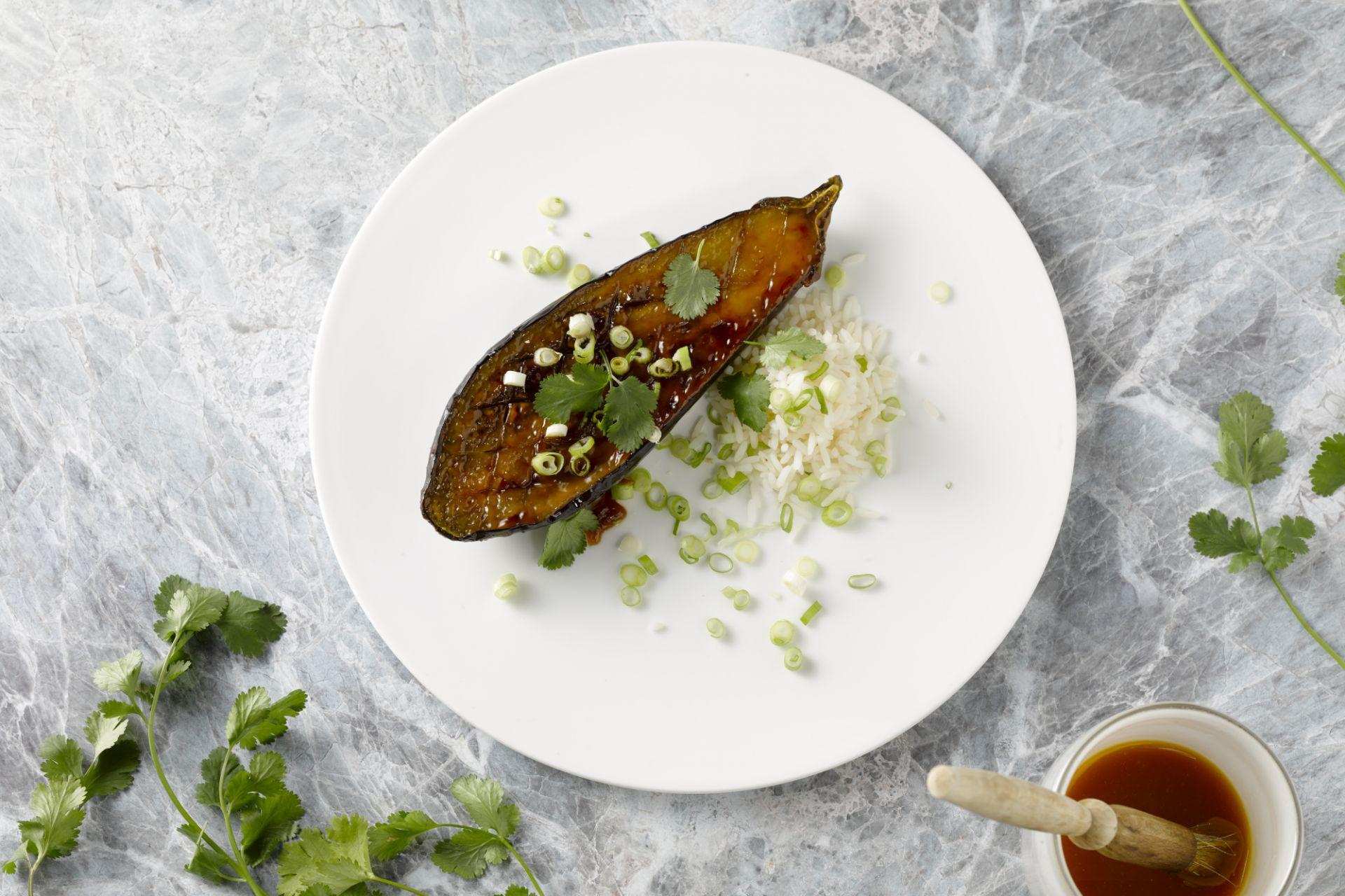 Miso aubergine