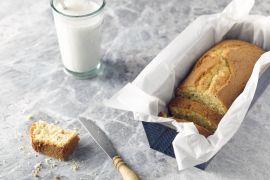 Foto van Madeira cake met komijn