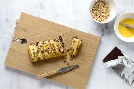 Foto van Chocoladebroodje
