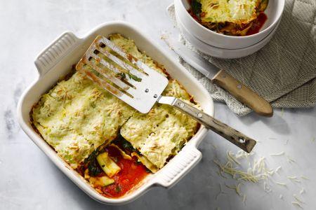 Lasagne van ravioli