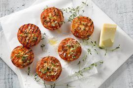 Foto van Provençaalse tomatenpartjes