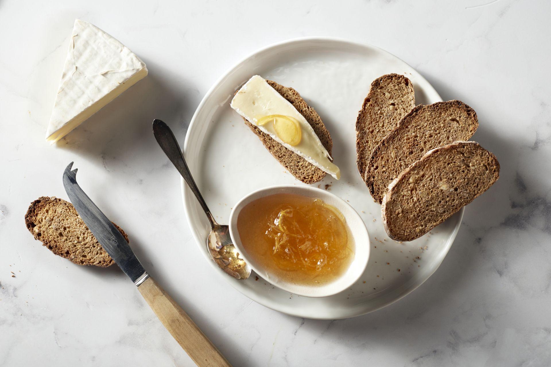 Griekse citroenmarmelade