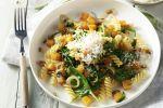7 pasta's met pompoen