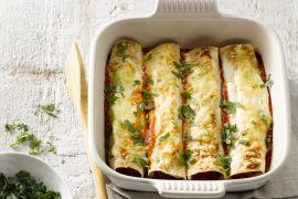 Foto van Enchiladas
