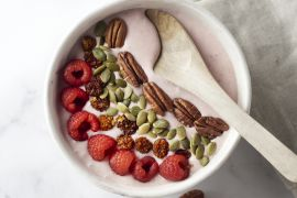 Foto van Smoothie bowl