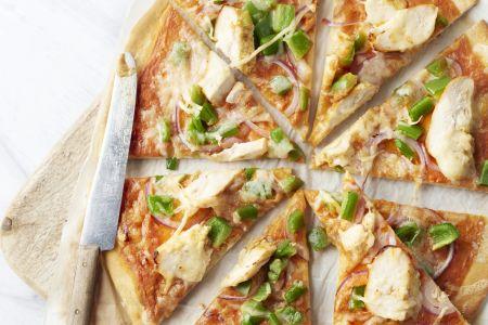 Pizza kip tandoori