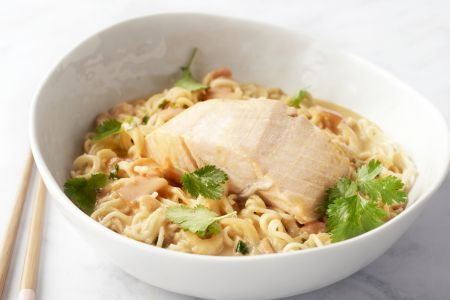 One pot Thaise curry met zalm