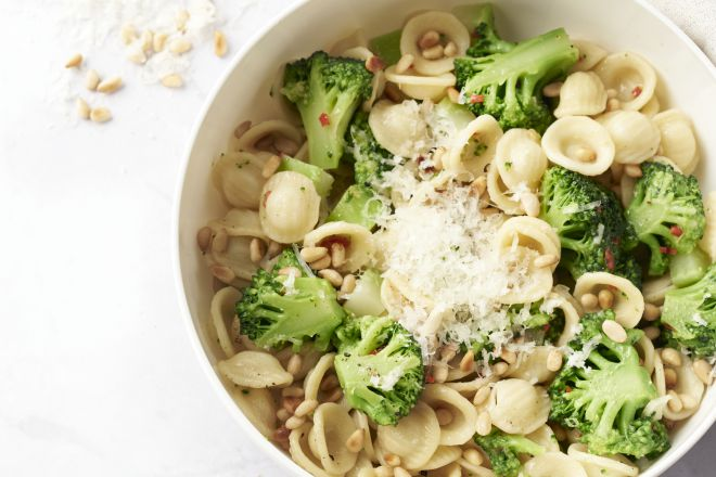 Orecchiette met broccoli
