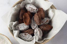 Foto van Chocoladetruffels