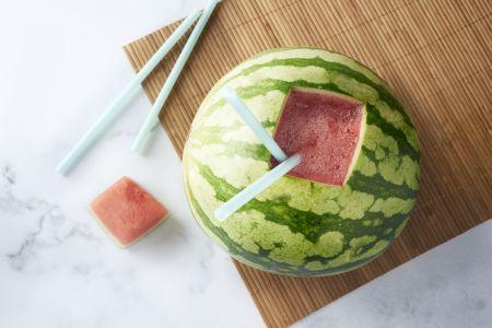 Watermeloen mocktail