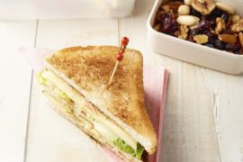 Foto van Club sandwich lunchbox