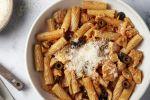 Tortiglioni, pasta met een twist