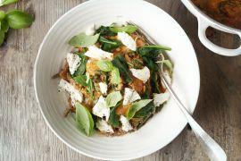Foto van One pot veggie lasagne