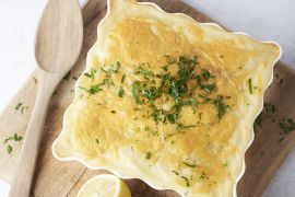 Foto van Fish pie