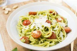 Foto van Spaghetti alla Trapanese