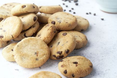 Glutenvrije chocolate chip cookies