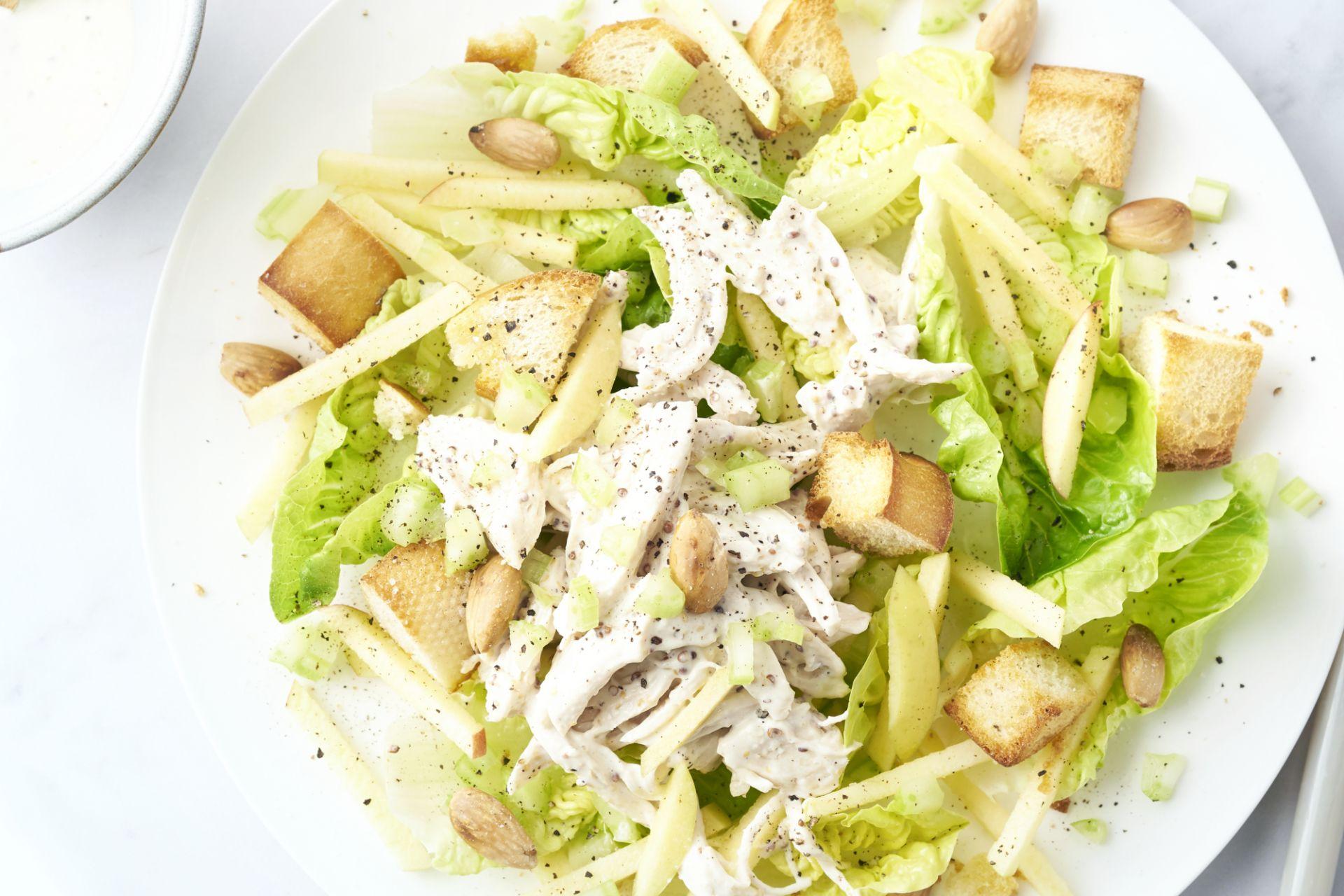 Pulled chicken salade