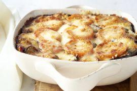 Foto van Lasagne 'Melanzane alla parmigiana'