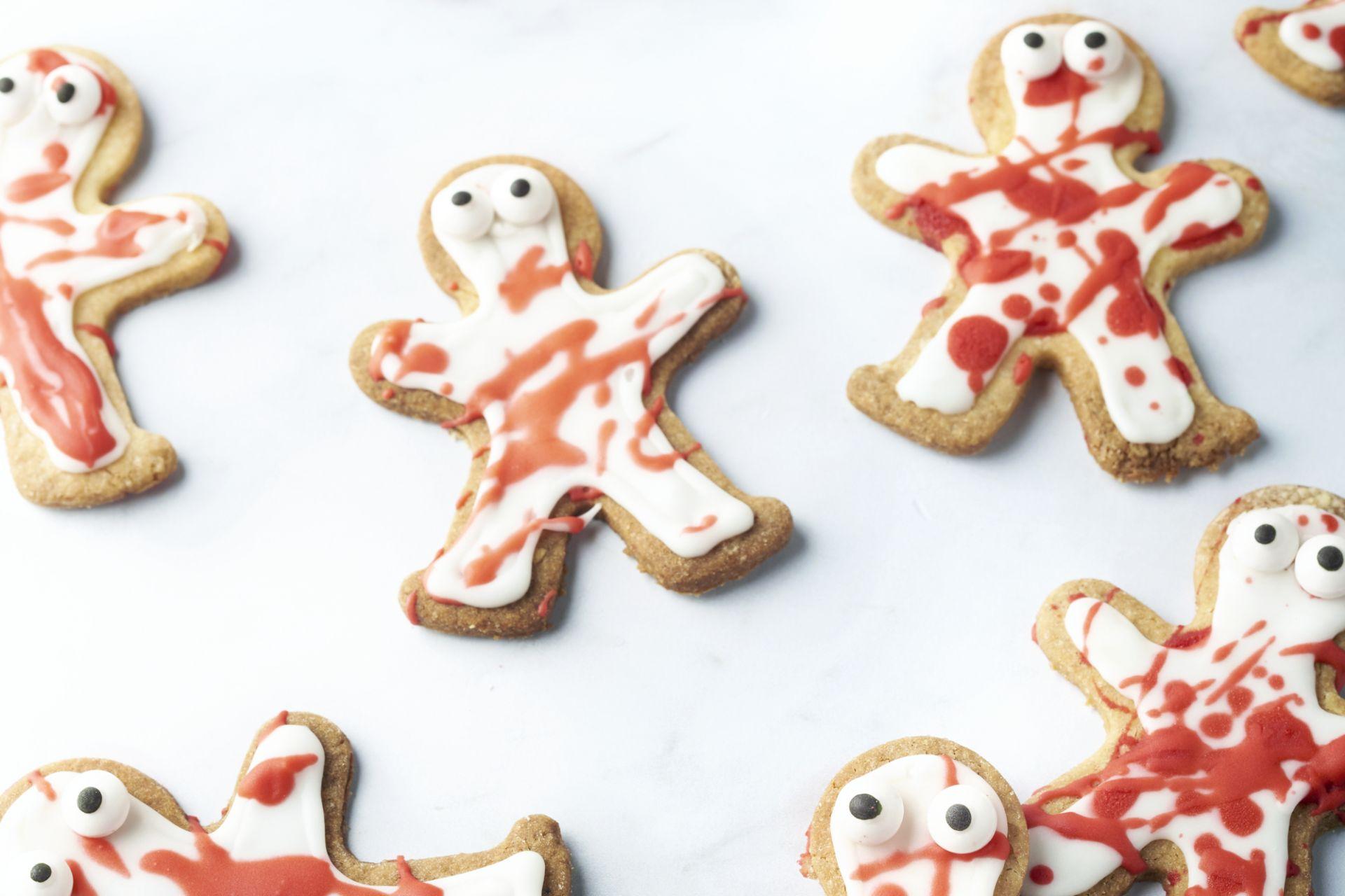 Zombie koekjes