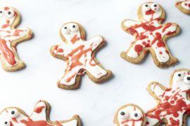 Foto van Zombie koekjes