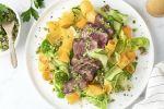 9 koolhydraatarme gerechten met steak