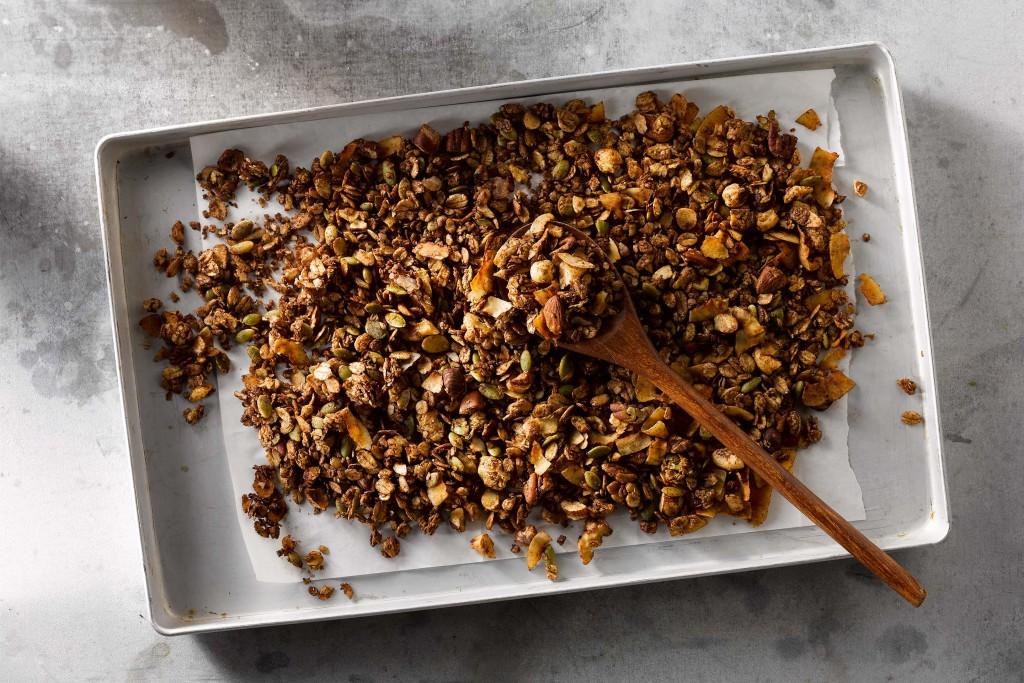 Maak je eigen granola