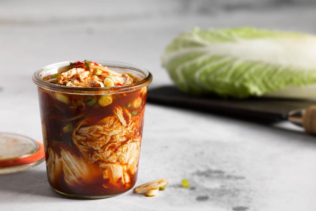 Zelf kimchi maken