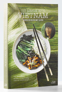 Uit liefde voor Vietnam: koken en reizen met Quyên