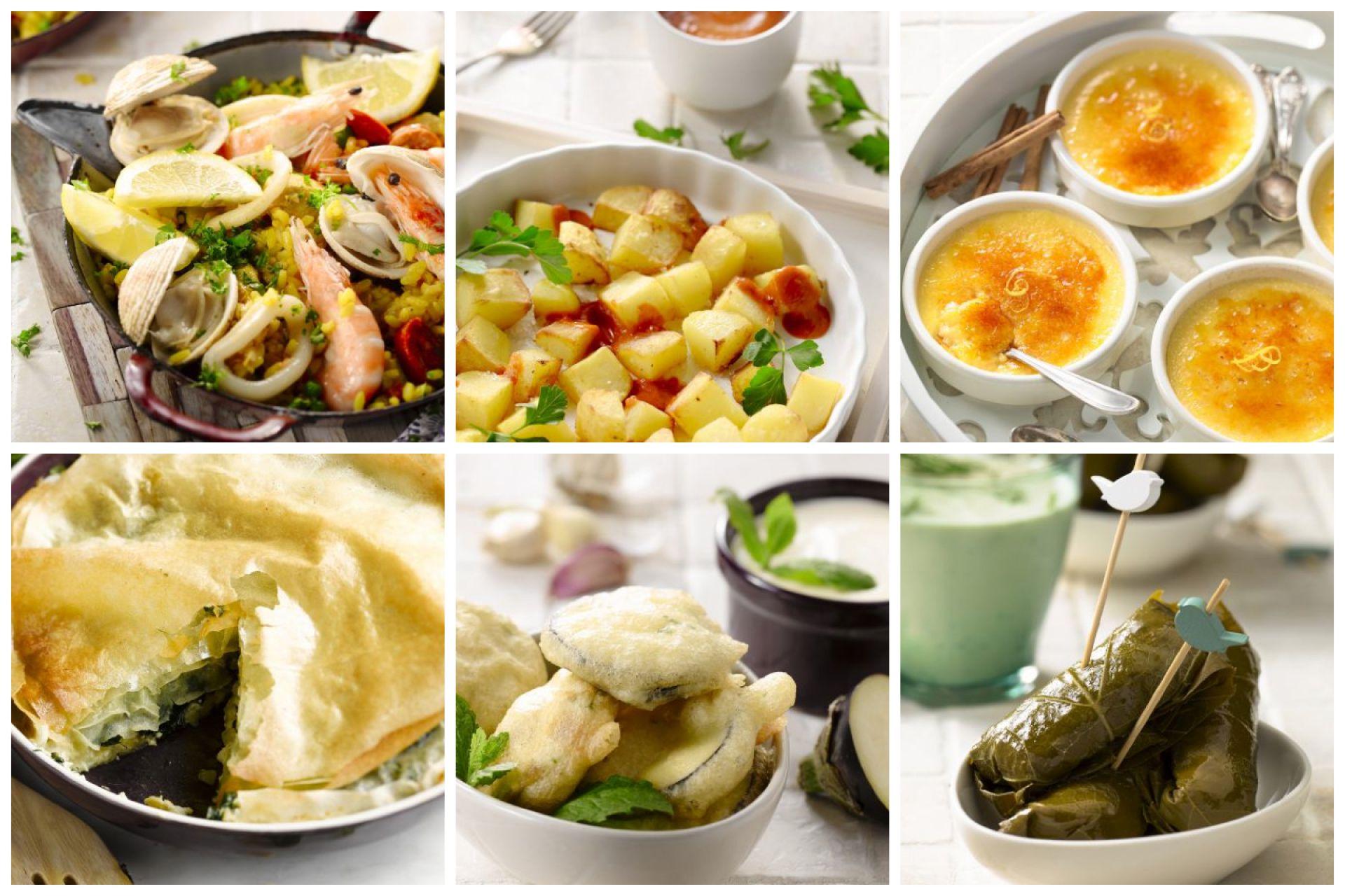Griekse moussaka vs spaanse paella een zomers dilemma keukenpraat 15gram - Eilandjes van keuken ...