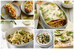 Aubergine, ster van de vegetarische mediterrane keuken