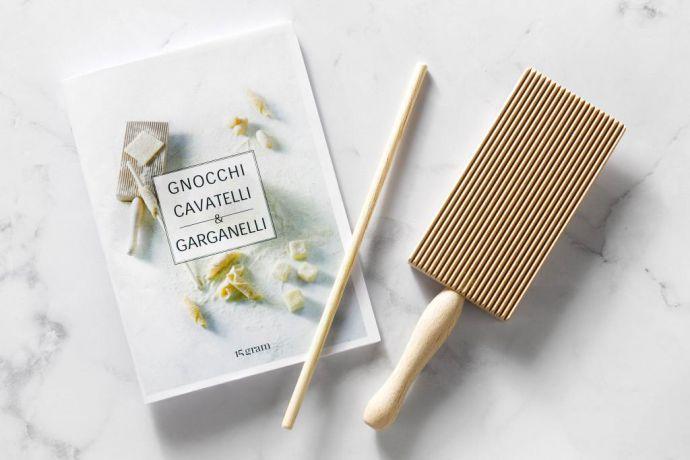 gnocchiplankje met kookboekje