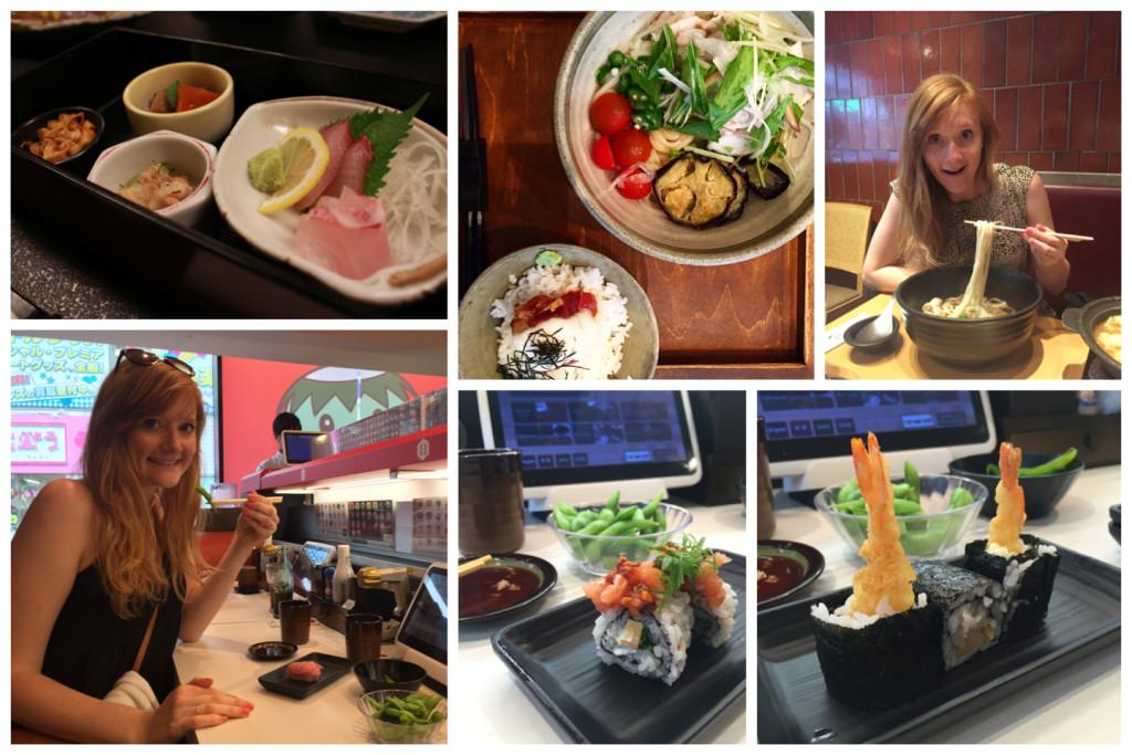 Op culinaire ontdekkingsreis naar Japan