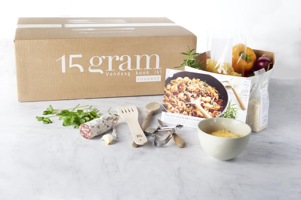 15gram Foodbox