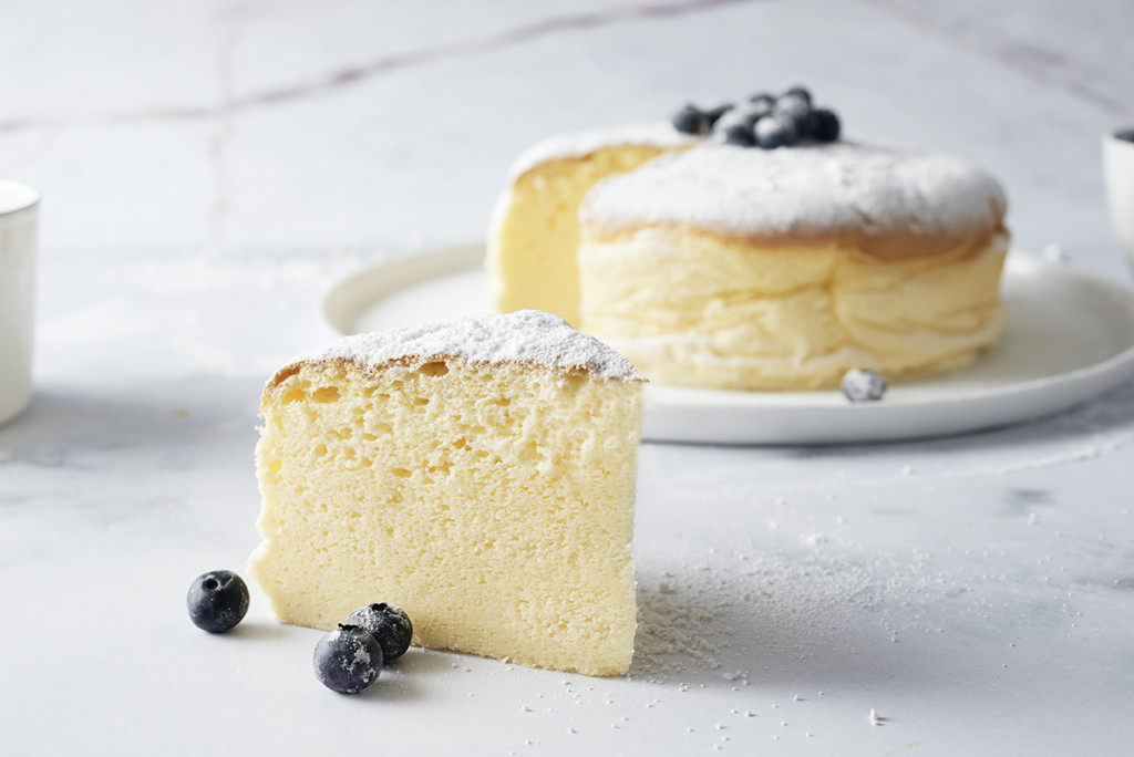 Japanse cotton cheese cake