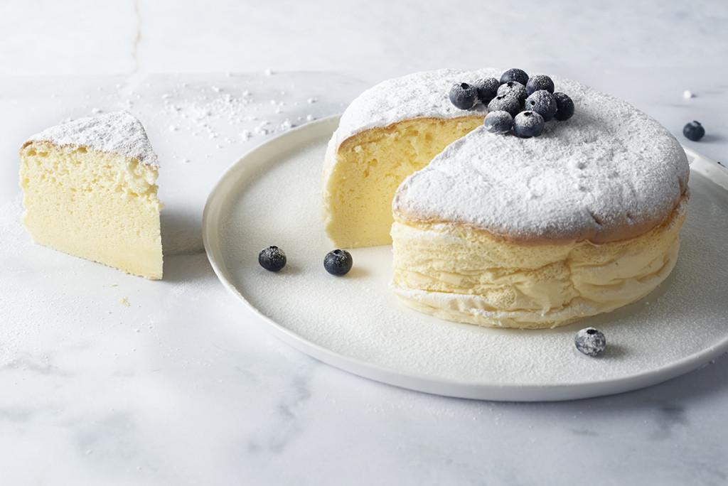 Japanse cotton cheese cake